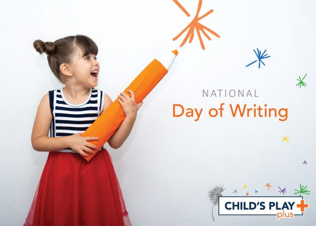 Today is National Day of Writing