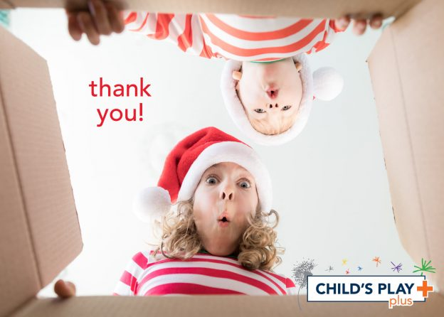 Thank you for all of your generous donations to Toys for Tots!