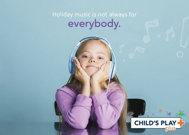 Holiday music is not always for everybody…