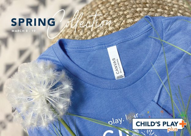 Coming next week is our Spring Collection of CP+ apparel!