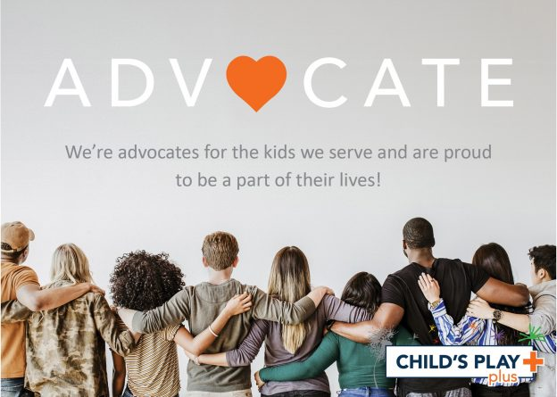 We're advocates for the kids we serve and are proud to be a part of their lives
