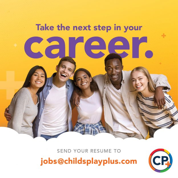 Take the next step in your career!